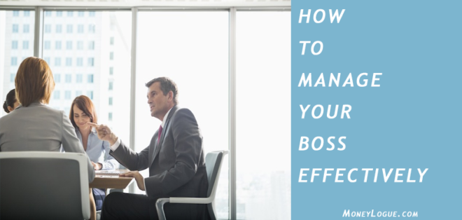 Managing Your Boss Effectively