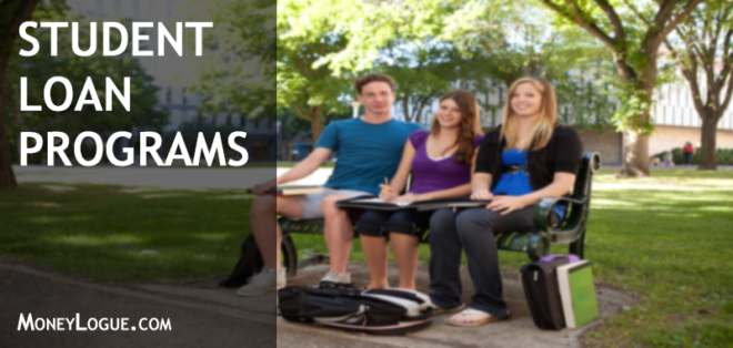 Student Loans: Programs for College Bound Students
