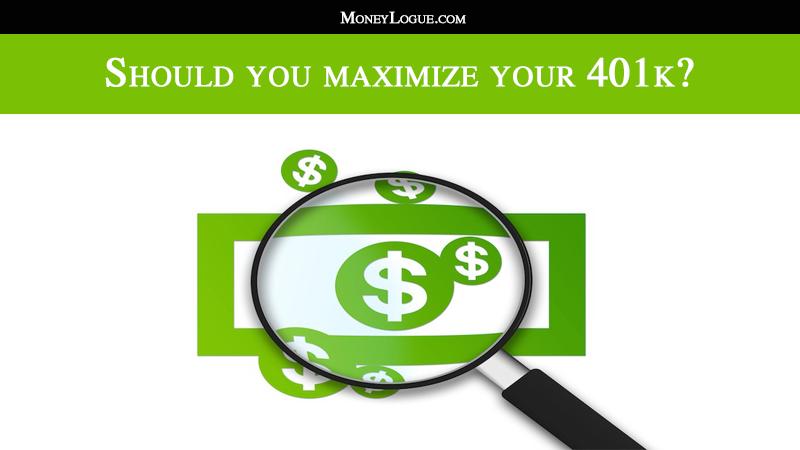maximizing 401k
