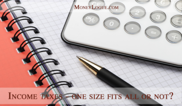 Income Taxes – One Size Fits All or Not Really?