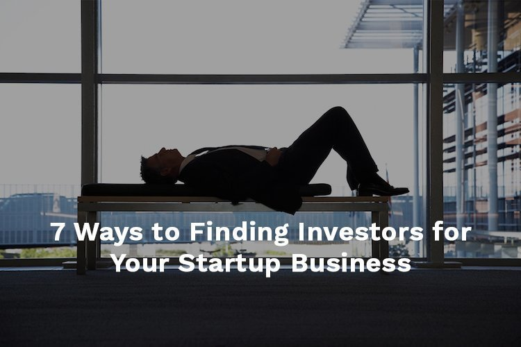 finding investors for your startup