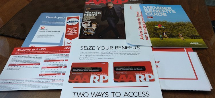 AARP membership benefits