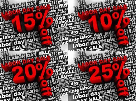 Best labor Day sale 2018