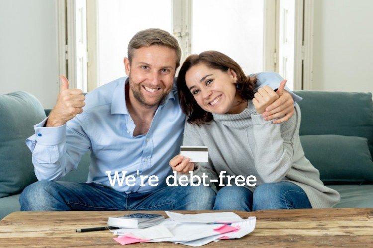 Debt-free living