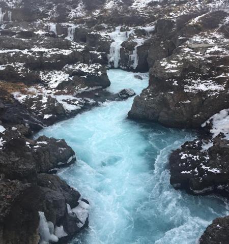 Icelandic escape