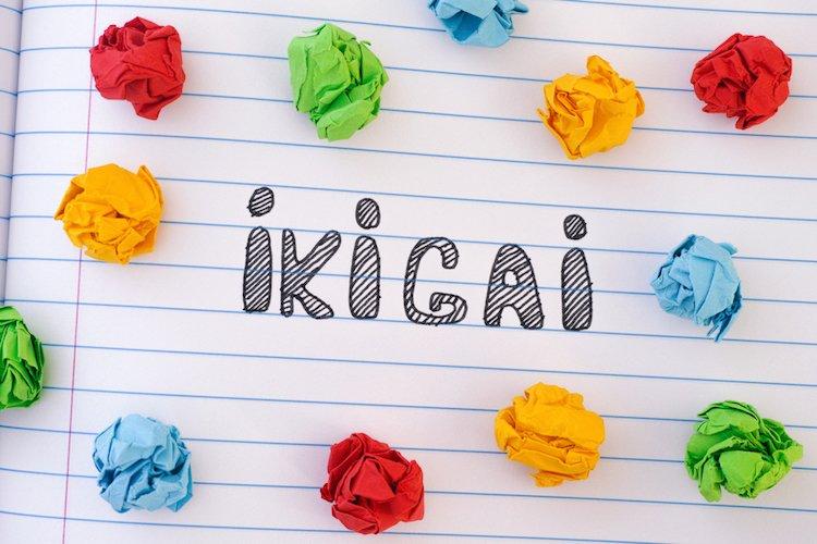 ikigai the Japanese purpose in life