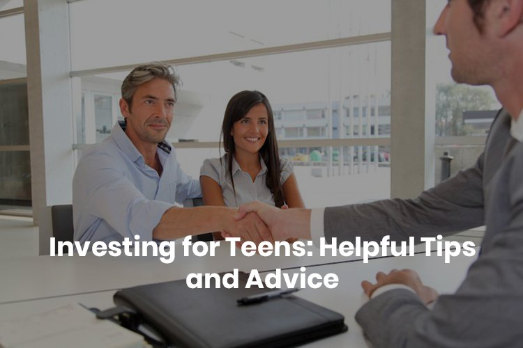 investing for teens - tips