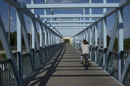 Whitney Bridge Minneapolis, Minnesota