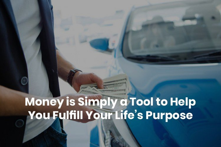 money is simply a tool