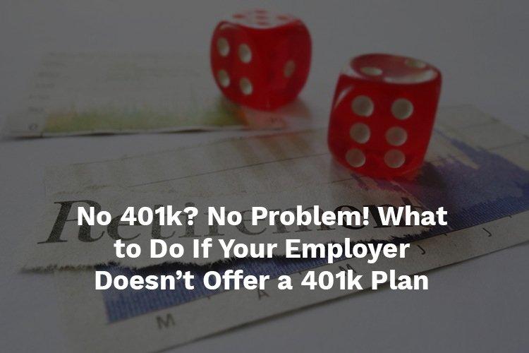 no 401k