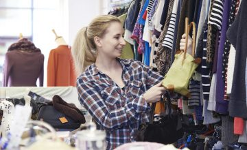The Thrift Store Evolution: Thrifting for Trends