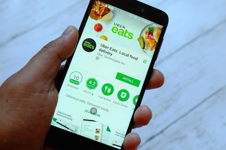 UberEats vs Postmates, which is better