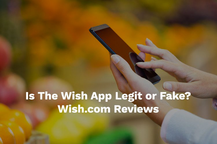 wish app legit reviews