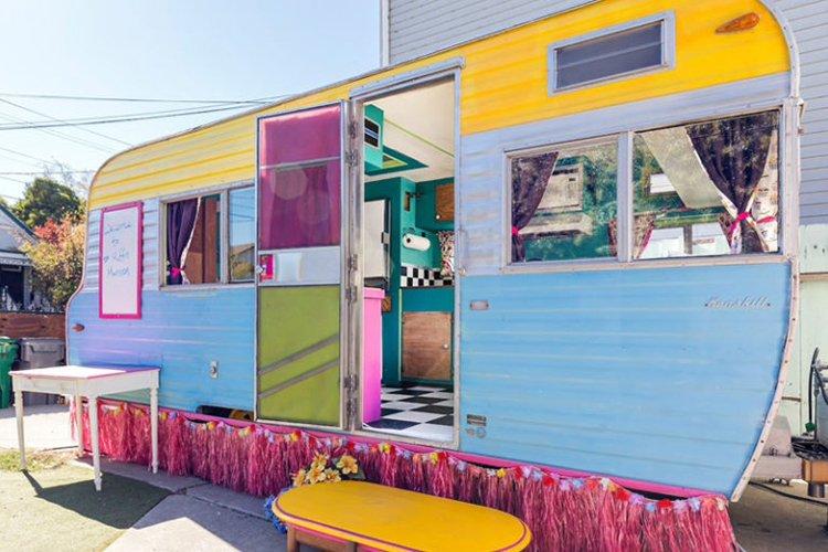 Vintage Caravan, Oakland, California