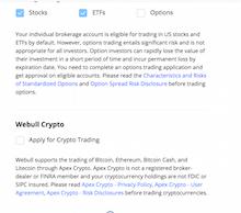 webull crypto
