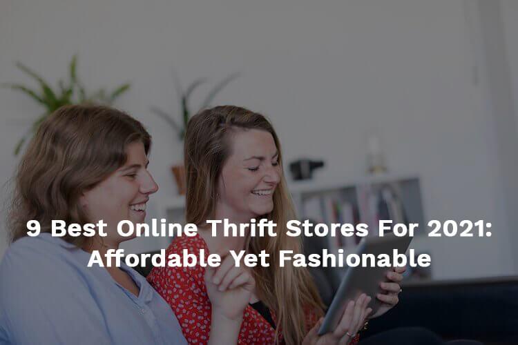 best online thrift stores