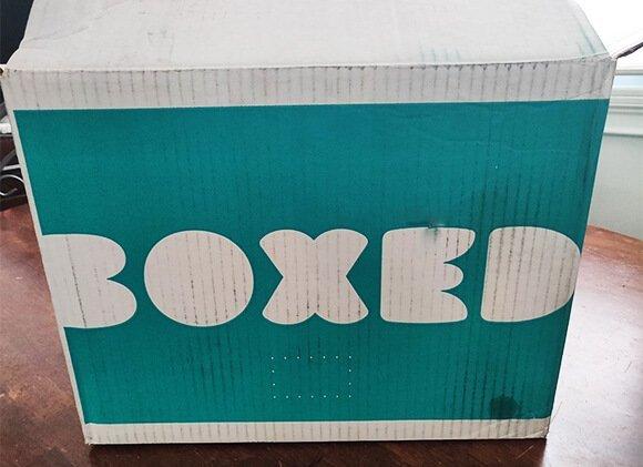 Boxed.com Order