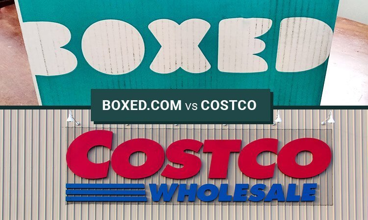 Boxed.com vs Costco