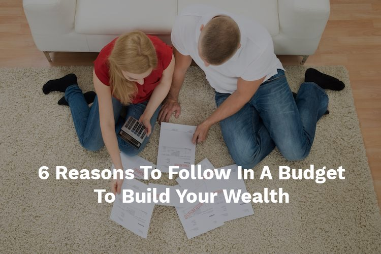 budget to build your wealth
