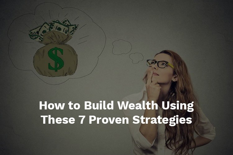build wealth