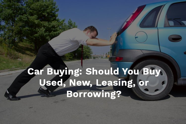leasing a car buying