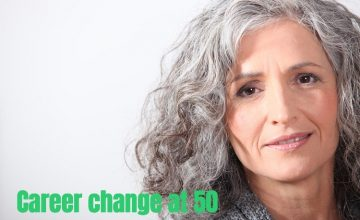 6 Reasons Why People are Changing Careers at 50