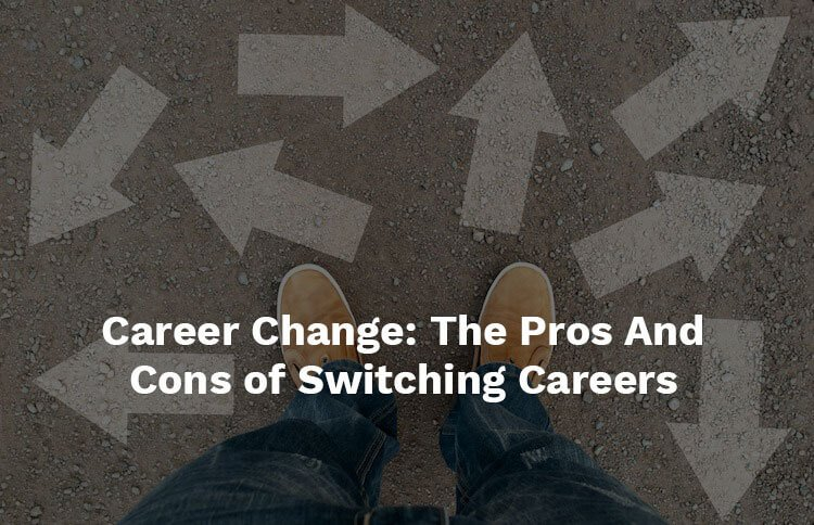 career change advantages