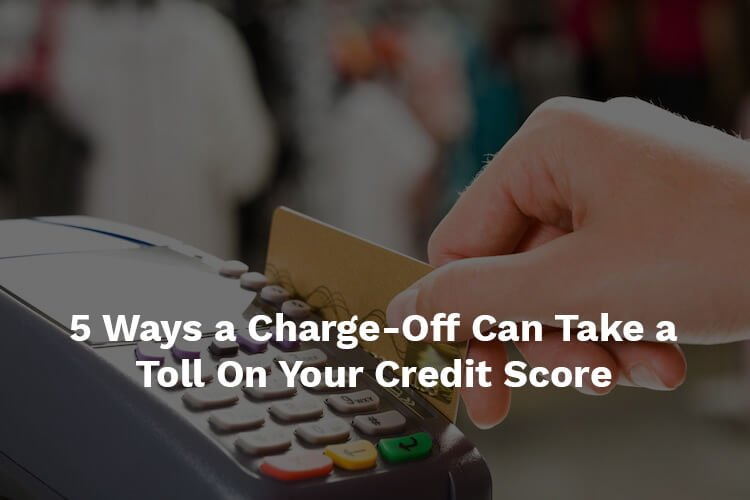 credit card charge off