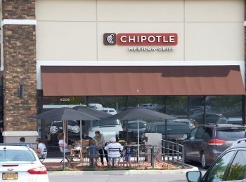 Restaurants college student discounts Chipotle