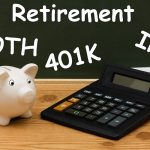 contributing to a 401k plan