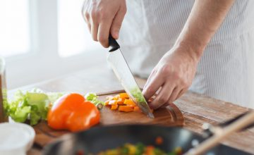 How Cooking at Home Can Improve Your Health and Your Wallet