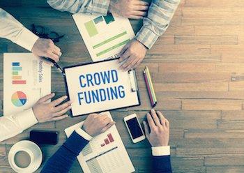 crowdfunding passive income ideas
