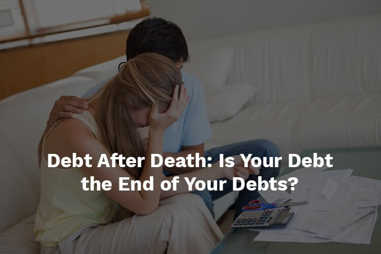 debt after death