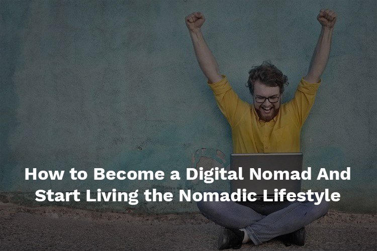 become digital nomad