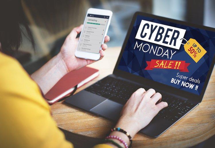 cyber Monday money saving ideas for moms