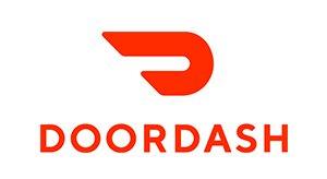 doordash logo gig apps