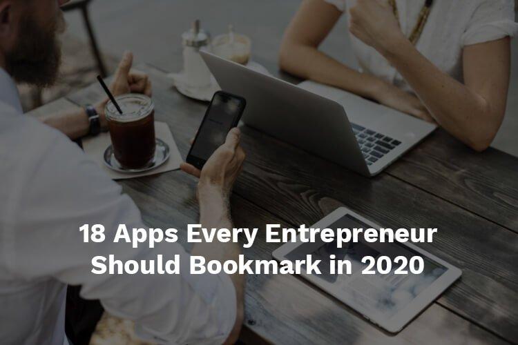 Entrepreneur Apps
