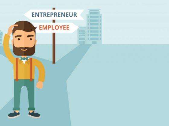 entrepreneur employee