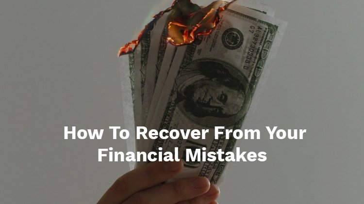 learn from financial mistakes
