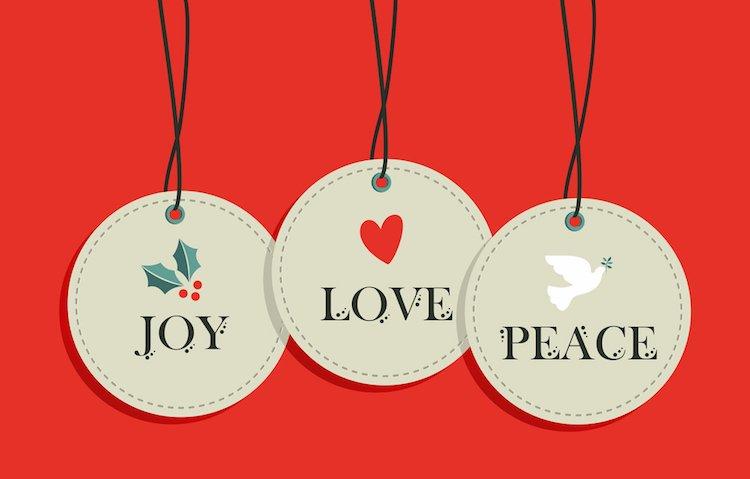 finding joy during Holiday season