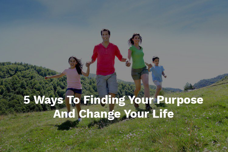 finding your purpose family
