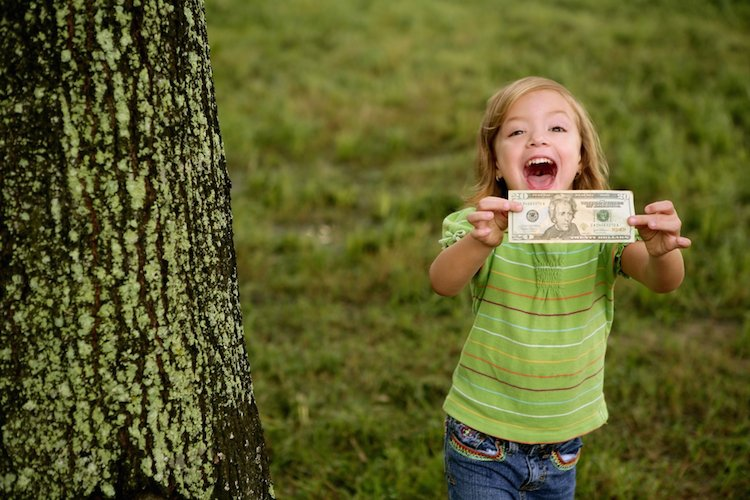 forming the money mindset