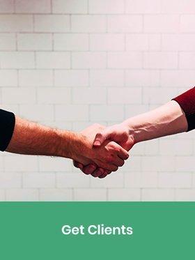 Get Clients freelance digital marketing