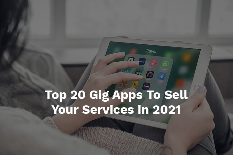 make money with gig apps