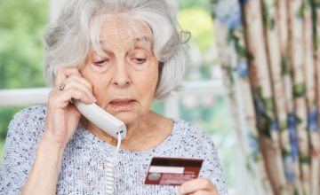 Watch Out, Seniors!  How to Fight the Grandparent Scam