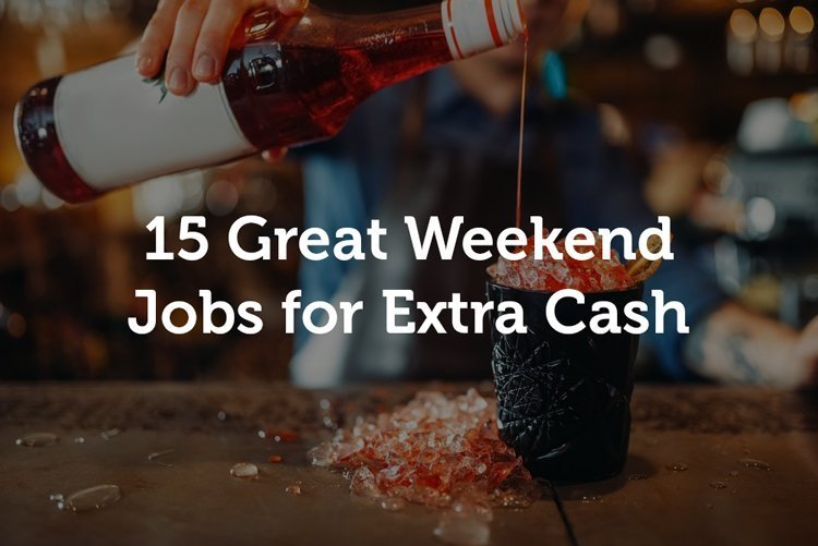 best Weekend Jobs