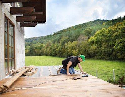 handyman - under the table jobs