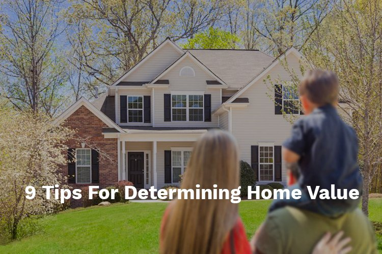 how to determine home value