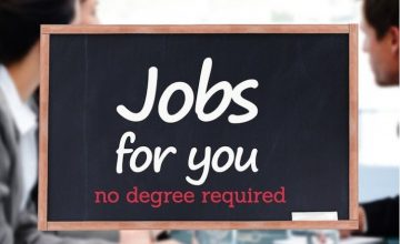 8 High-Paying Jobs That Don't Require a Four-year College Degree