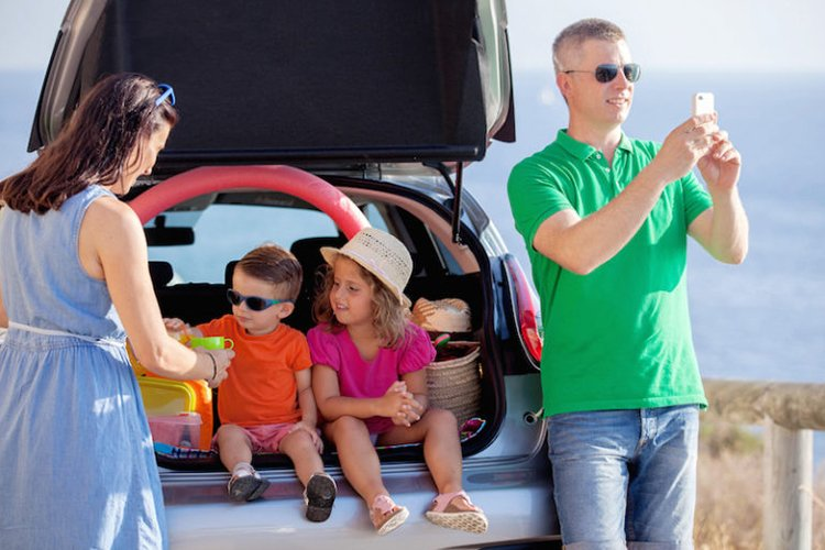 kid family vacation ideas